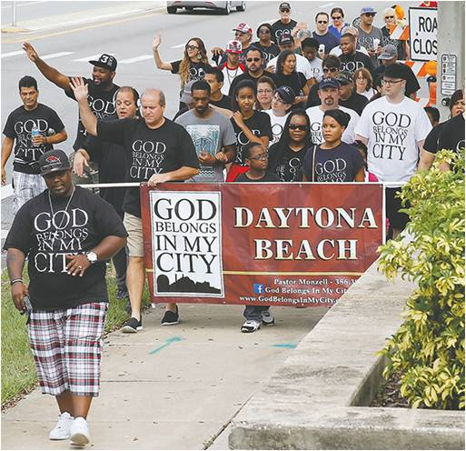 God Belongs in Daytona Beach, Florida