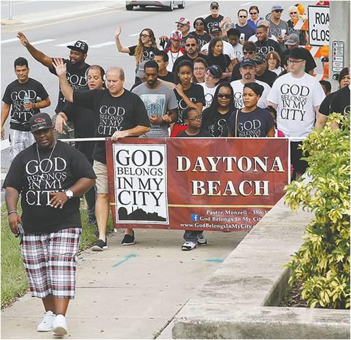 God Belongs in Daytona Beach, Florida